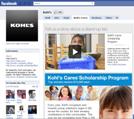 campaña marketing facebook Kohl