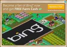 campaña marketing facebook bing