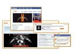 campaña marketing facebook u2
