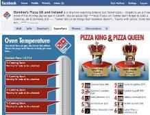 campañas marketing facebook dominos