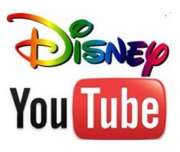 Disney y YouTube crearán series para Internet