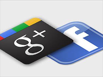 ¿Facebook es mejor que Google Plus para los negocios?