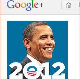Barack Obama ya está en Google+