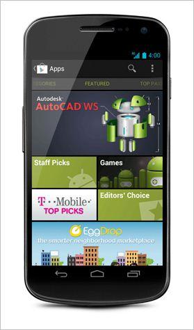 Google Play: aplicaciones de Android, música, películas y libros