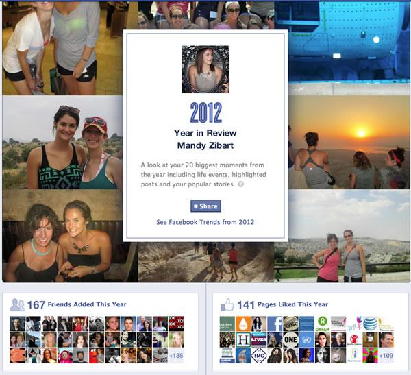 year in review de facebook