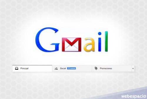 Cómo utilizar las pestañas de la bandeja de Gmail en el email marketing