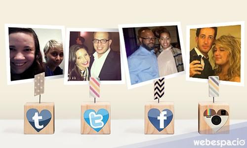 4 historias de amor que nacieron en las redes sociales