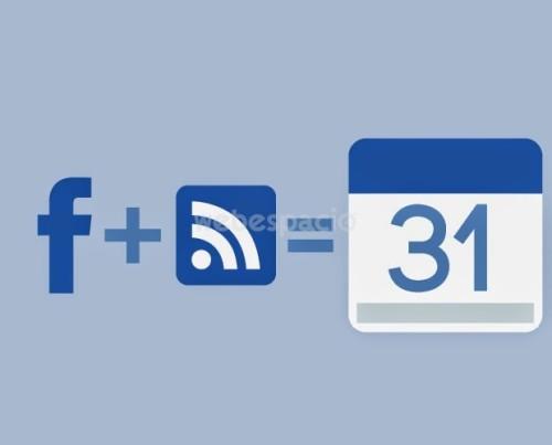 Facebook te notificará cuando se organice un evento de las páginas que te gustan