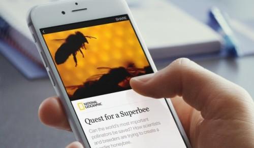 Instant Article: Nuevo producto de Facebook para leer noticias de manera interactiva